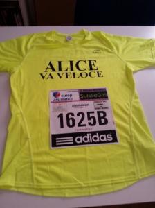 Alice va veloce